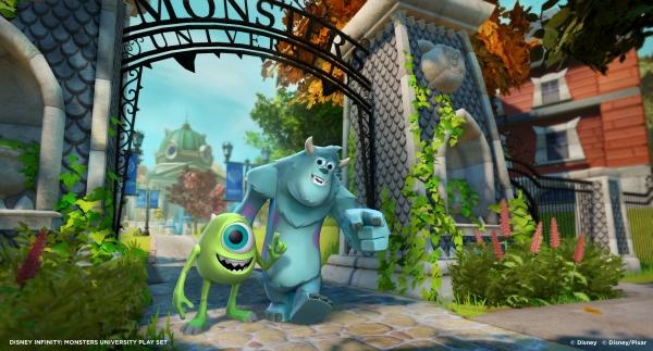 Disney Infinity Gaming Platform Set for June Launch