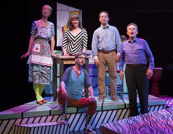 Photo Flash: First Look at Rubicon Theatre's FOOD CONFESSIONS, Opening Jan 30
