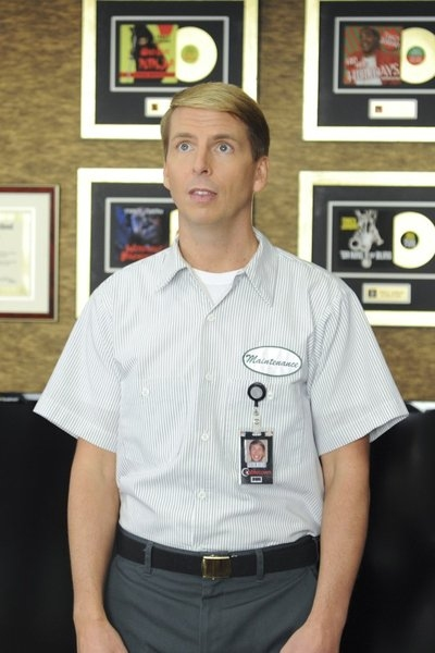 Jack McBrayer at 30 ROCK's 'Florida' Episode, Airing 1/17
