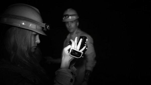 Photo Flash: First Look at GHOST MINE on Syfy High Res Photos