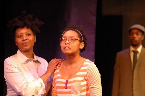Photo Flash: First Look at Vital Theatre's SHOW WAY, Opening Jan 19