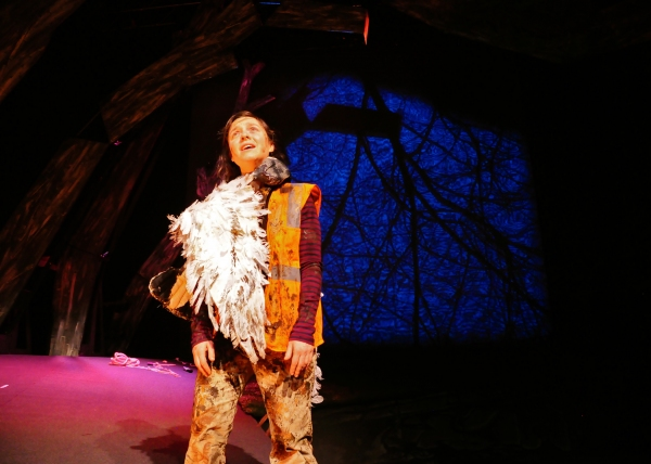 Photo Flash: New Images from Adhesive Theater Project's THE SERVICE ROAD