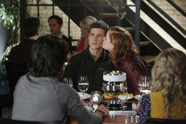 Jane Levy And Parker Young