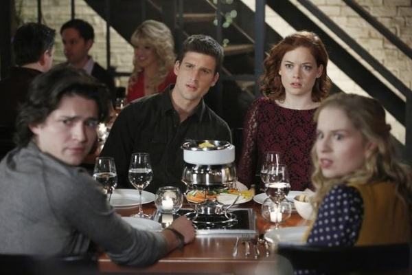 THOMAS MCDONELL, PARKER YOUNG, JANE LEVY, ALLIE GRANT