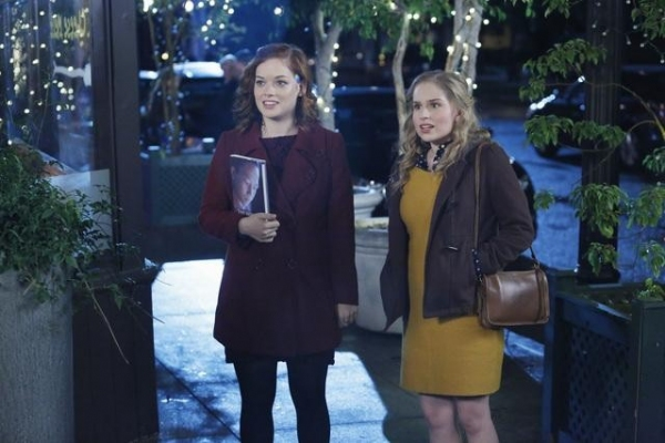 JANE LEVY, ALLIE GRANT