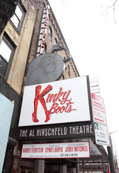 Up On The Marquee: KINKY BOOTS