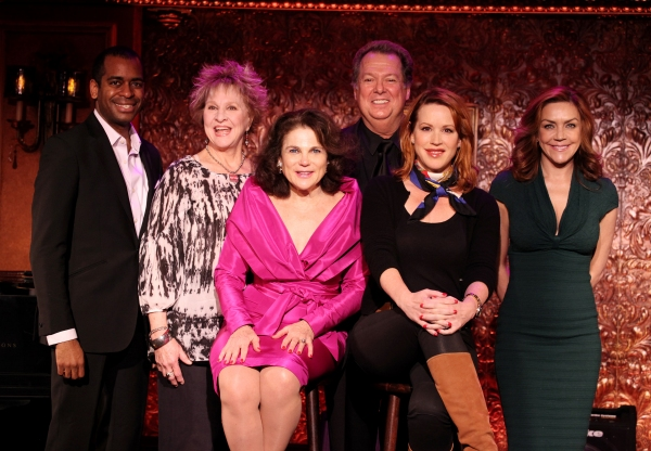 Press Preview featuring Daniel Breaker, Pamela Myers, Tovah Feldshuh, Eric Michael Gillett, Molly Ringwald & Andrea McArdle
