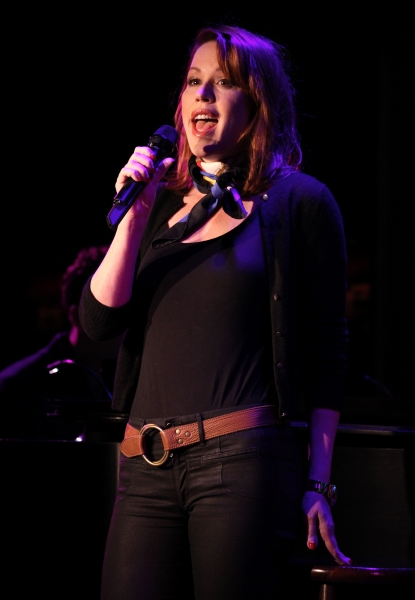 Photo Coverage: Molly Ringwald Previews 54 Below Show!