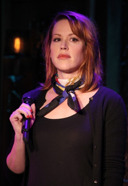 Molly Ringwald  at Molly Ringwald Previews 54 Below Show!