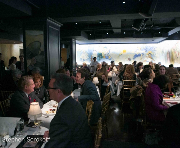 Photo Coverage: Howard McGillin and Rebecca Luker Bring BROADWAY ROMANCE to Café Carlyle