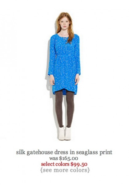 Daily Deal 1/16/13: Madewell