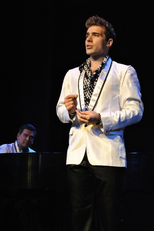 High Res Jonathan Roxmouth sings the male version of