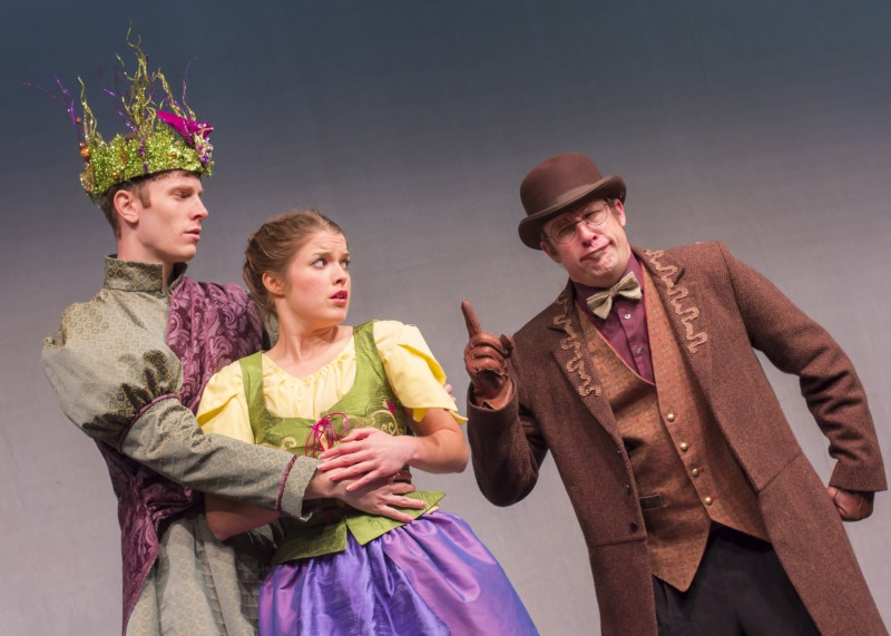 BWW Reviews: A.D. Player's THUMBELINA Excites and Exhilarates Younger Audiences