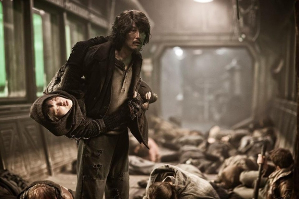 Photo Flash: First Look - First Official Image from Sci-fi Thriller SNOWPIERCER