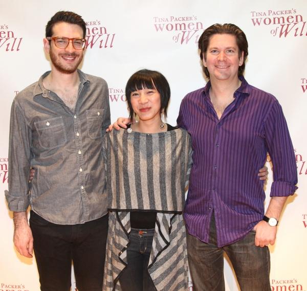 Sound Designer Daniel Kluger, Scenic & Costume Designer Valerie Bart, Lighting Designer Les Dickert