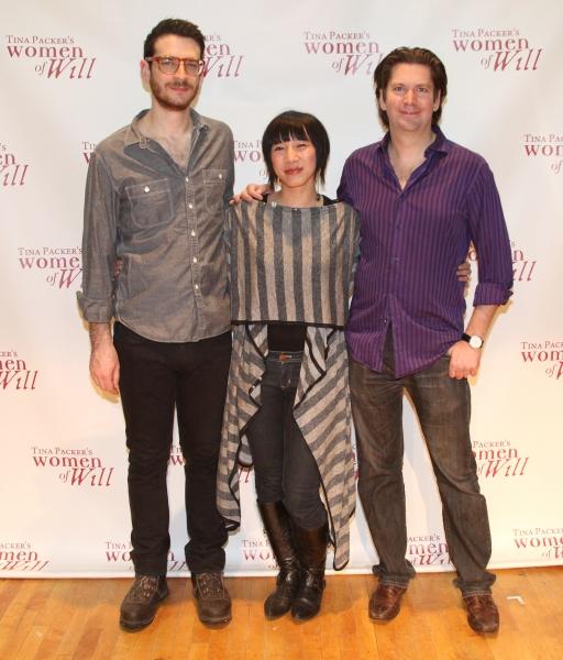 Sound Designer Daniel Kluger, Scenic & Costume Designer Valerie Bart, Lighting Design Photo