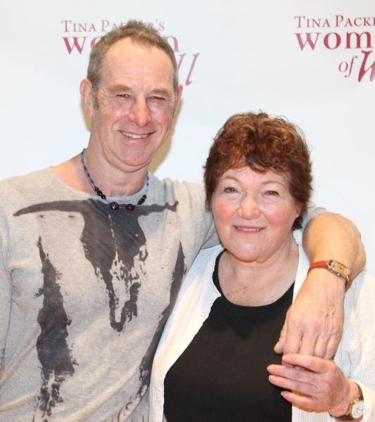 Nigel Gore & Tina Packer