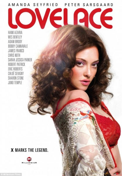 Photo Flash: First Look - Amanda Seyfried Stars in LOVELACE