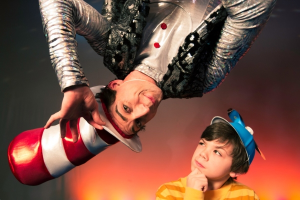Photo Flash: First Look at John Ellingson and Henry Martin in NWCT's SEUSSICAL