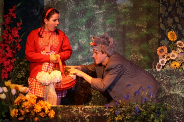 Photo Flash: First Look at Two Muses' WHO'S AFRAID OF THE BIG BAD WOLF