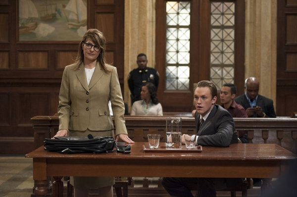 Photo Flash: LAW & ORDER: SVU's 'Criminal Hatred,' Airs 1/30