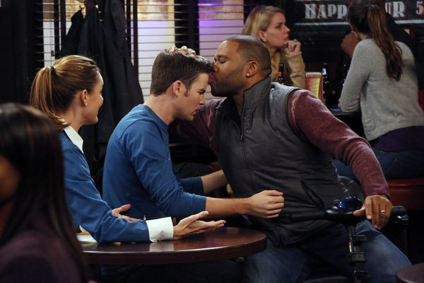 Erinn Hayes, Zach Cregger, Anthony Anderson