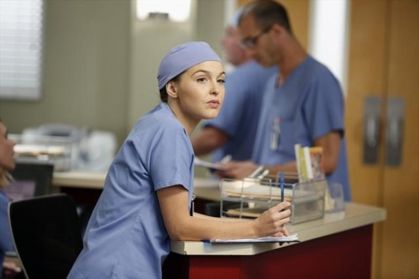 Photo Flash: Next Week's All New Episode of GREY'S ANATOMY