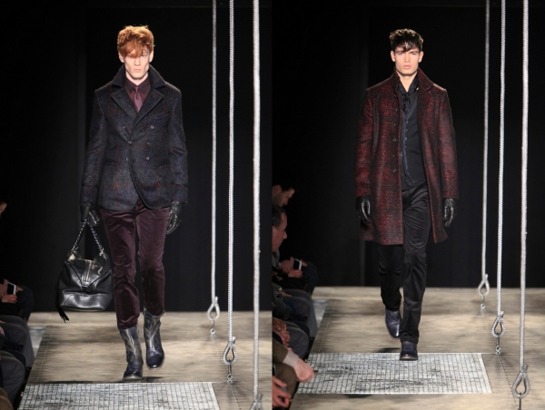 Photo Coverage: John Varvatos A/W 2013