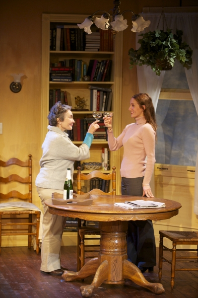 Photo Flash: First Look at Sarah Day and Laura Frye in COLLECTED STORIES