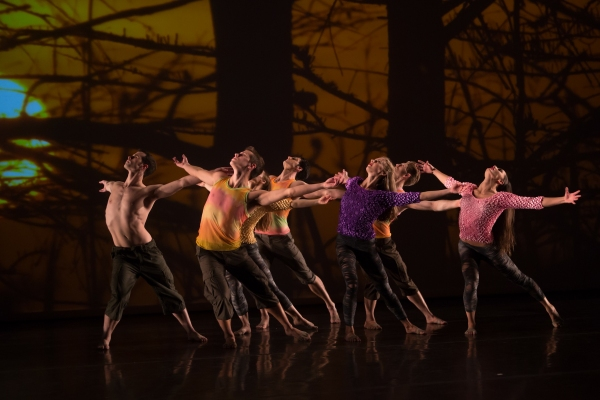 Photo Flash: First Look at PARSONS DANCE at the Joyce Theater