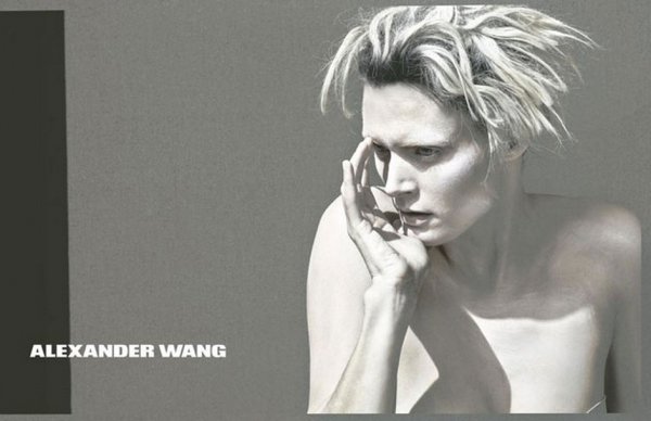 Photo Coverage: Alexander Wang Spring Ad Campaign