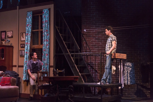 Photo Flash: First Look at Priscilla Lopez and More in TheatreWorks' SOMEWHERE