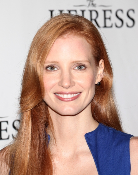Jessica Chastain Rules Fandango with Today's Top 2 Ticket-Sellers, ZERO & MAMA