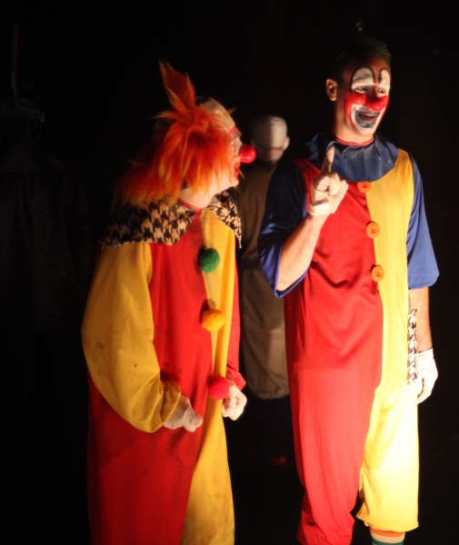 Photo Flash: First Look at Godlight Theatre's THE PILO FAMILY CIRCUS at New Ohio Theatre