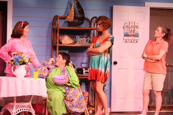 Photo Flash: DIXIE SWIM CLUB Opens Tonight at Off Broadway Palm