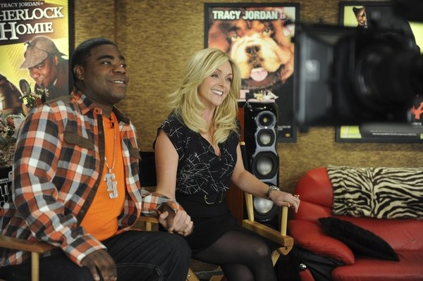 Tracy Morgan, Jane Krakowski at 30 ROCK's Penultimate Episode