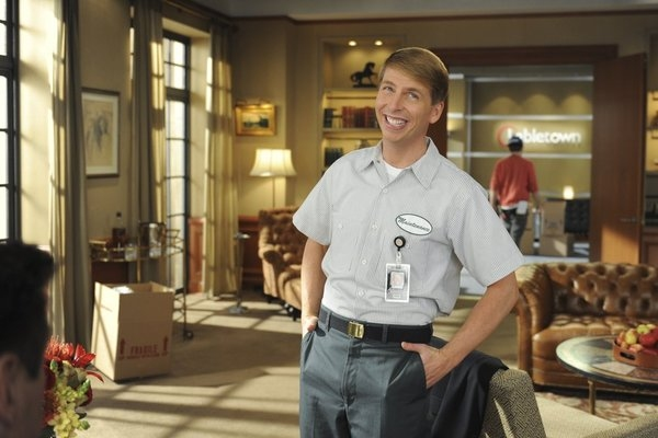 Jack McBrayer at 30 ROCK's Penultimate Episode