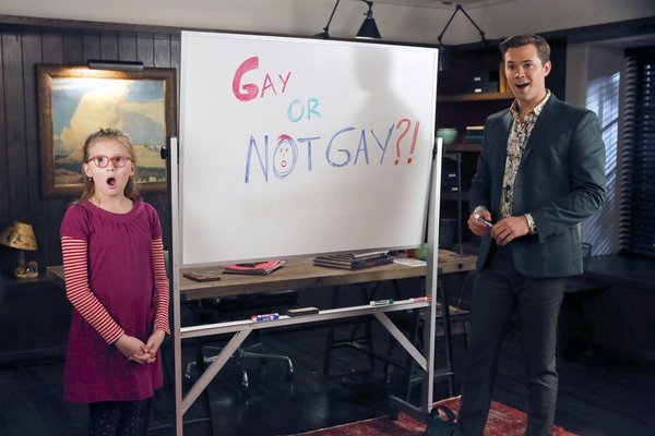 Photo Flash: THE NEW NORMAL's 'Gaydar,' Airing 1/22