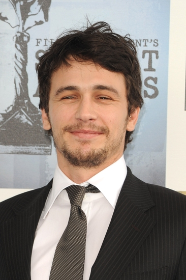 James Franco Eyes BEAUTIFUL PEOPLE