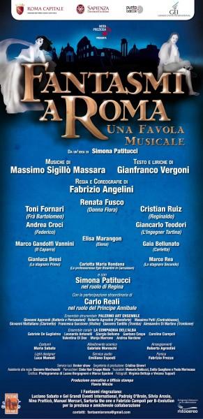 BWW Reviews: FANTASMI A ROMA incanta ancora una volta!!!