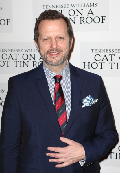 Director Rob Ashford