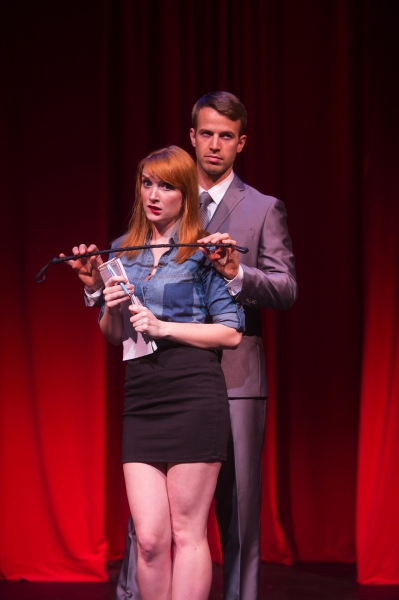 Photo Flash: First Look at Gabe Bowling, Alice Moran and More in SPANK!