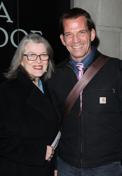 Photo Coverage: CAT ON A HOT TIN ROOF's Opening Night Theatre Arrivals