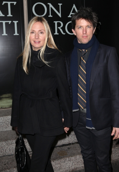 Hope Davis & Jon Patrick Walker