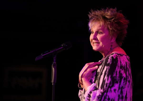 Photo Coverage: Pamela Myers Previews 54 Below Show
