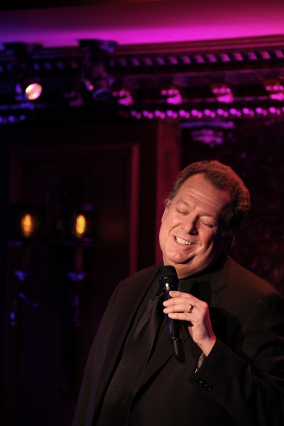 Photo Coverage: Eric Michael Gillett Previews 54 Below Show