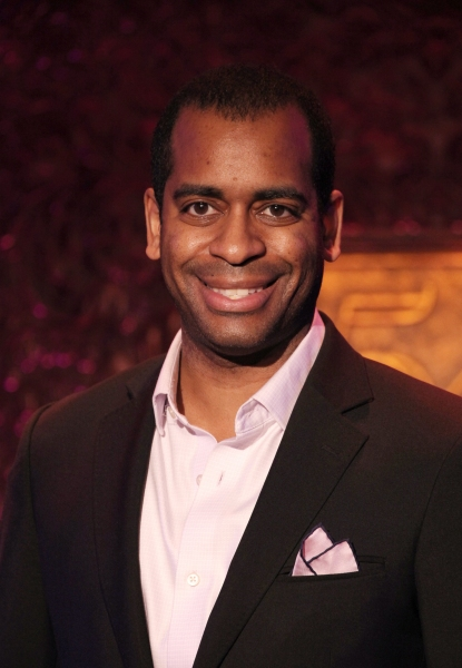 Photo Coverage: Daniel Breaker Previews 54 Below Show