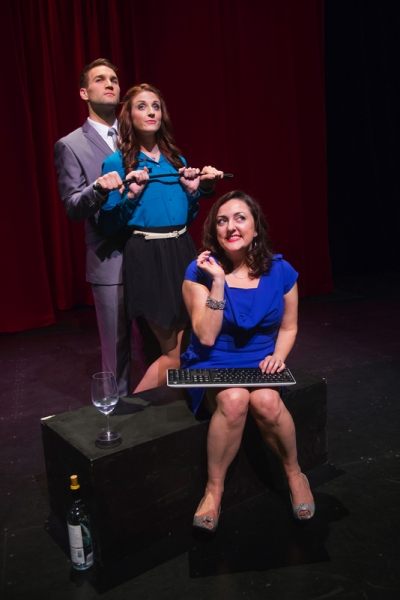 BWW Reviews: SPANK! THE FIFTY SHADES PARODY is Laugh-A-Minute, Raunchy Fun