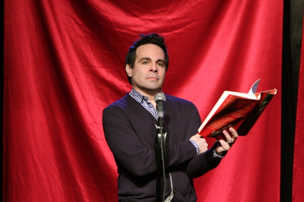 Mario Cantone at Mario Cantone, Tony Danza and More in CELEBRITY AUTOBIOGRAPHY