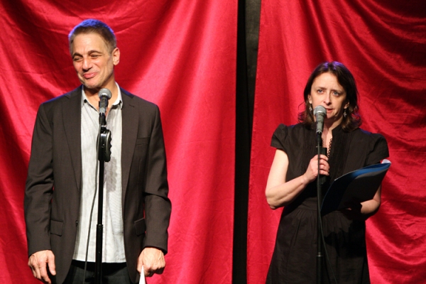 Photo Flash: Mario Cantone, Tony Danza and More in CELEBRITY AUTOBIOGRAPHY
